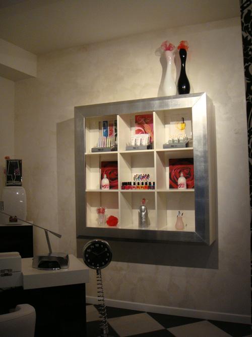 Centro estetico originals nails easyflair for Arredamento centro estetico usato