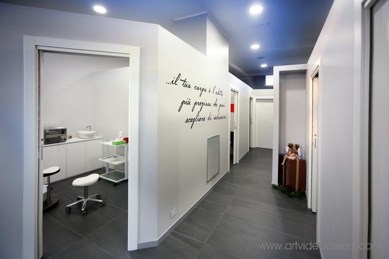Centro estetico beauty 124 easyflair for Arredamento per estetica