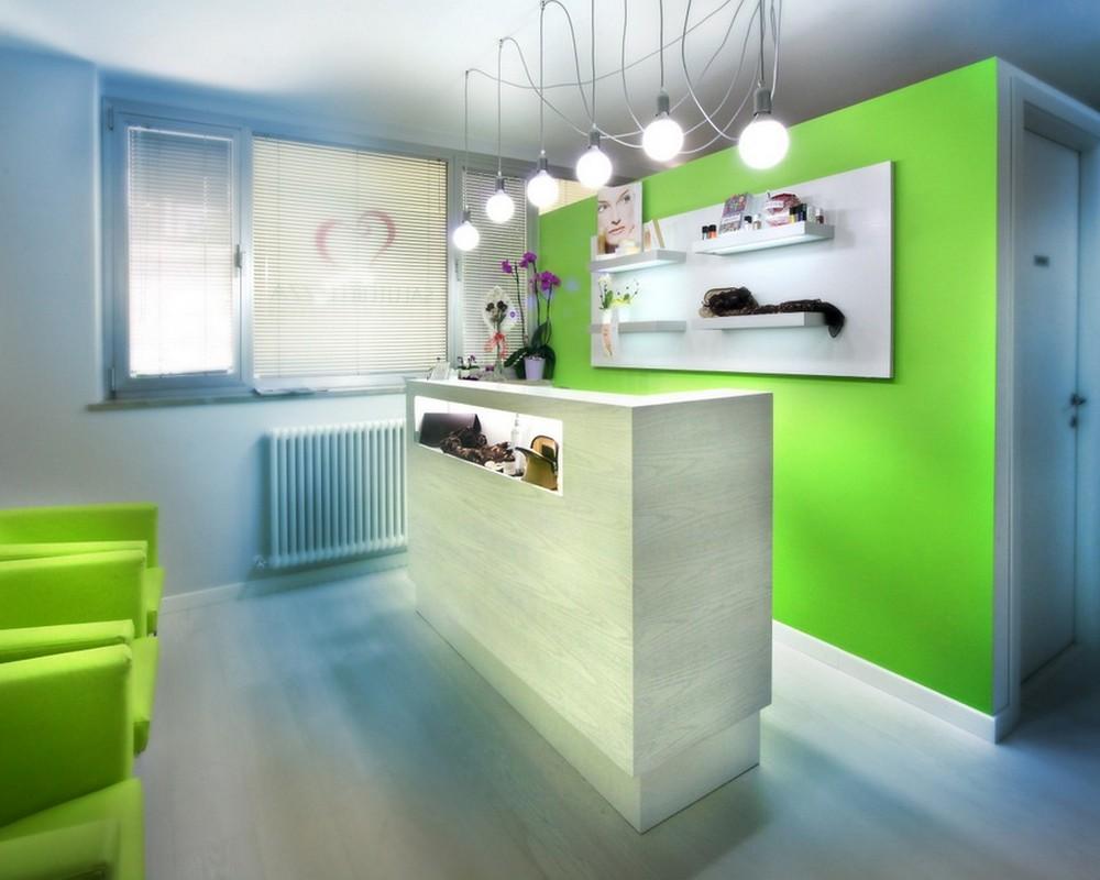 Arredamento centro estetico salone parrucchiera easyflair for Centro estetico arredamento