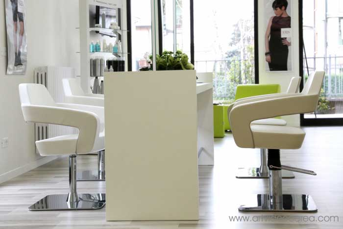 Salone parrucchiere magnolia easyflair for Saloni interni