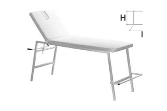 Lettino da massaggio modello relax per centro estetico for Arredamento estetista usato